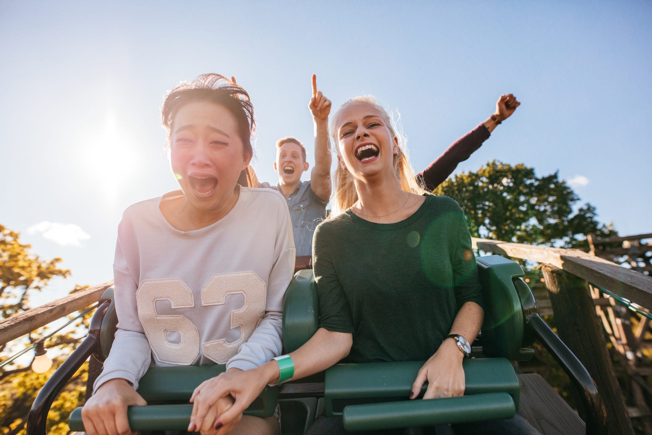 With theme parks planning to reopen, California trade group has recommendations to address COVID and screaming