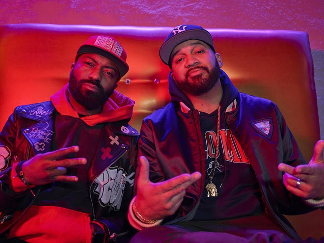 """Desus and the Kid Mero, host of """"Desus and Mero"""" on Showtime, had some harsh words for Ted Cruz at the virtual South by Southwest.  [CONTRIBUTED BY MICAIAH CARTER / SHOWTIME]"""
