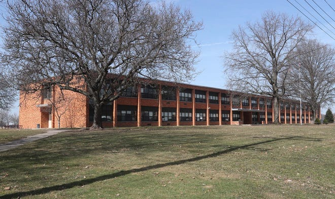 Bolich Middle School is located at 2630 13th St. in Cuyahoga Falls. The school district is planning to construct a building for grades 6-12 on the site where Bolich and the former Newberry Elementary School stand.