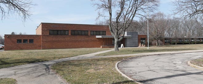 The former Newberry Elementary School is located at 2800 13th St. in Cuyahoga Falls. The building, along with Bolich Middle School, will be demolished to make room for a new grades 6-12 building  that will be constructed in this area. An open house will take place at Newberry from 10 a.m. to 2 p.m. Sept. 11. Community members are invited to attend.