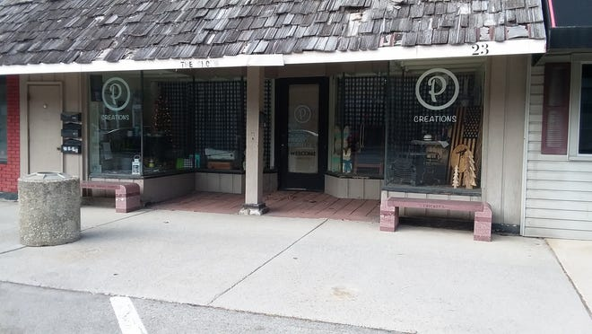 Circle P Creations is in the former Main Street Computers location in New London.