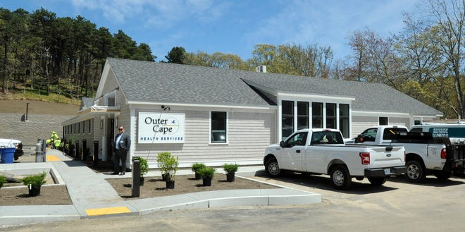 One of Outer Cape Health Services' locations is in Wellfleet. Officials there say telehealth will continue to be an important part of medical care after the pandemic.