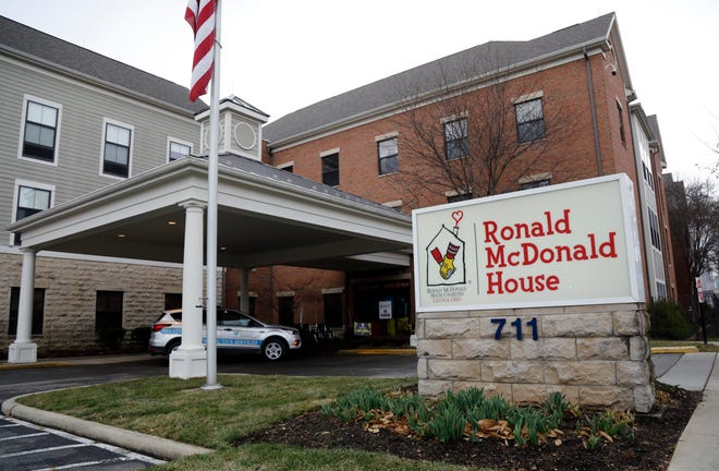 The Ronald McDonald House, at 711 E. Livingston Ave., is planning to expand to the south.