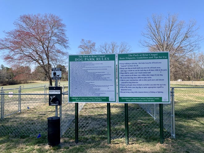 Chatham County Dog Park