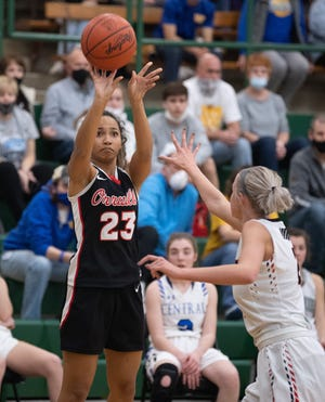 Tamara Turner has been a leader for Orrville in volleyball, basketball and track and field this season, while also being top 20 in her academic class.