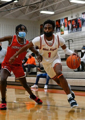 North Davidson's Jamarien Dalton is the 2020-21 Dispatch All-Davidson County player of the year. [Janis Grainger Photography]