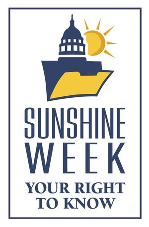 Sunshine Week graphic