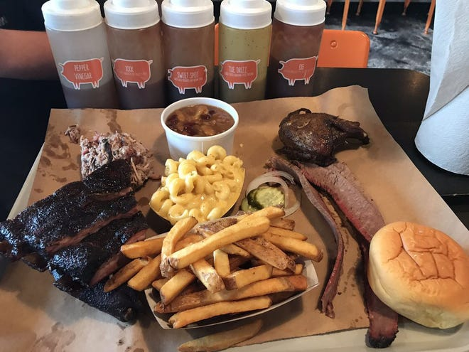 Popular Jacksonville barbecue joint The Bearded Pig is opening its second restaurant on March 18 at 1700 3rd St. S. in Jacksonville Beach.