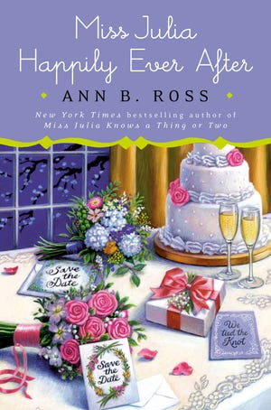 """""""Miss Julia Happily Ever After"""" will be released April 6 by Viking, the final in the series of 22 novels by Ann B. Ross, who lives in Hendersonville."""