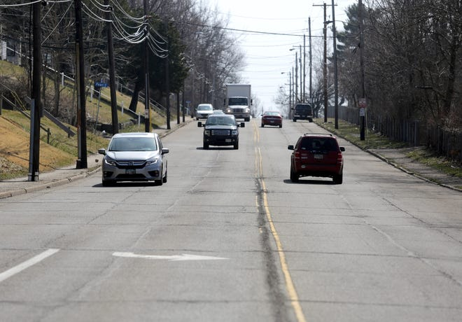 A half-mile stretch of Erie Street S, from the Massillon Cemetery to Finefrock Road SW, is on Massillon's radar for an upgrade this year. Funding for the repaving effort is coming out of the city's Municipal Road fund.