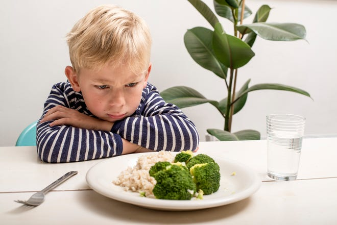 """A condition called """"avoidant restrictive food intake disorder"""" (ARFID), which has now been officially classified as a type of eating disorder, occurs when a child avoids a number of foods due to food aversions."""