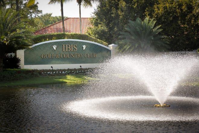 Ibis Golf & Country Club in West Palm Beach.