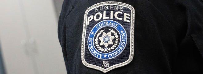 Eugene police badge