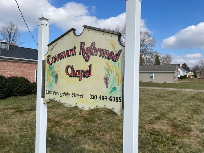 Covenant Reformed Chapel in Greentown is closing its doors due to a dwindling congregation. It will distribute the $141,500 in sale proceeds to 15 different churches, missions or causes.