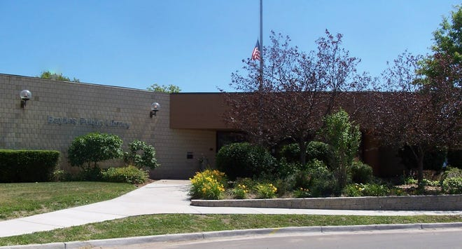 Bayliss Public Library, a Superior District Library, located at 541 Library Dr. in Sault Ste. Marie.