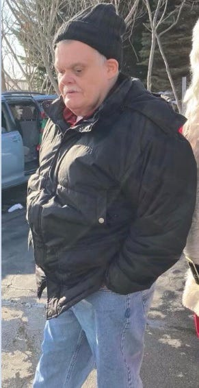 Kenneth Parks, age 72, went missing from Cushman Park in Fairhaven on Wednesday afternoon, March 17.