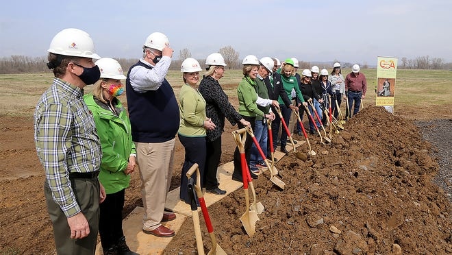 Community School Of The Arts Breaks Ground Called Catalyst For City