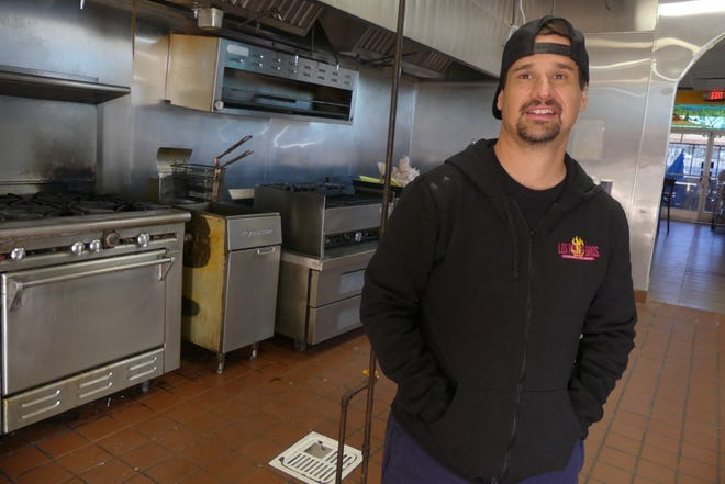 Owner Jose Perez is preparing to open his third Los Pollos Bros. restaurant in May in the building that formerly housed the Cancun Mexican & Seafood restaurant on Main Street in Hesperia.