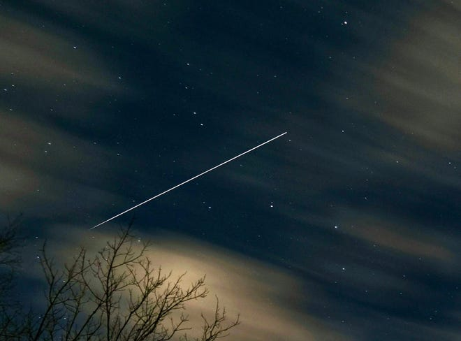 See the International Space Station nightly through March 20, 2021.