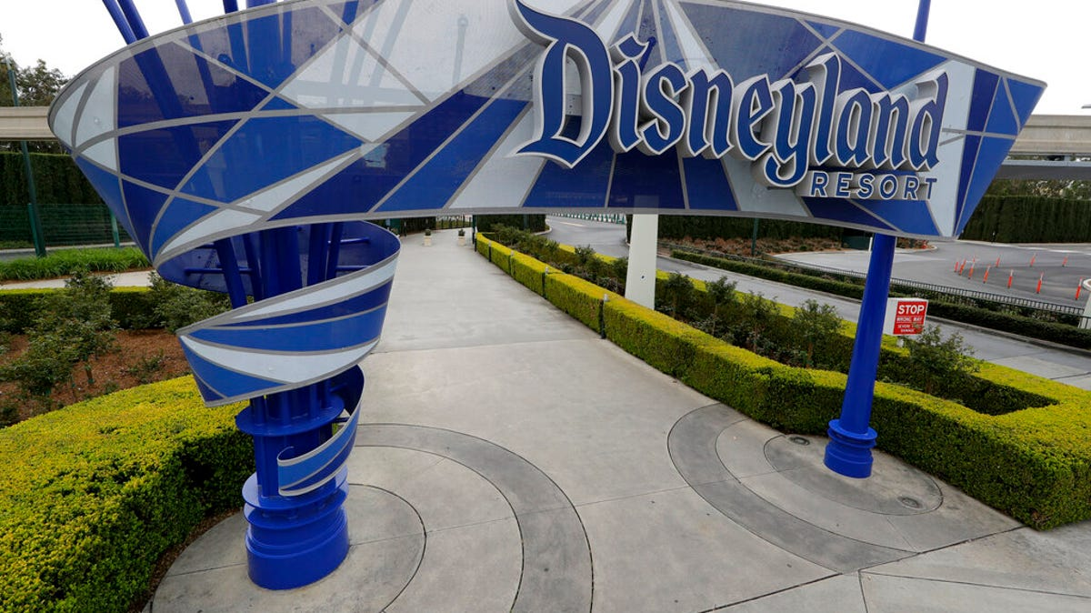 Disneyland to reopen April 30, more than year after closing 2