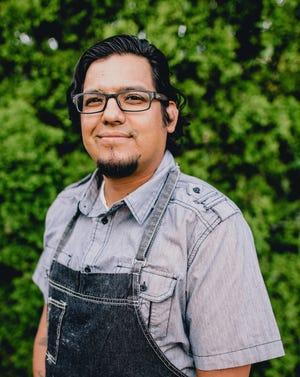 El chef Amadou Lopez presentará comida mexicana moderna en Frame en Hazel Park en abril.