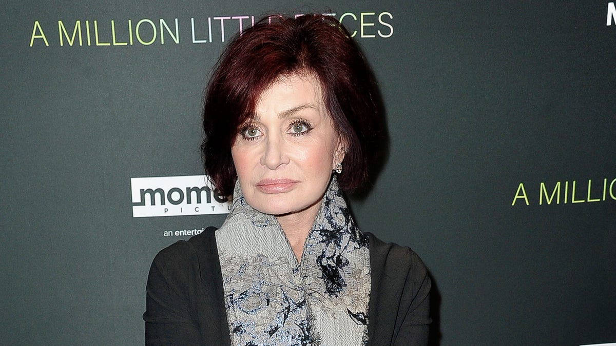 Sharon Osbourne off 'The Talk' after inquiry into racism discussion 1