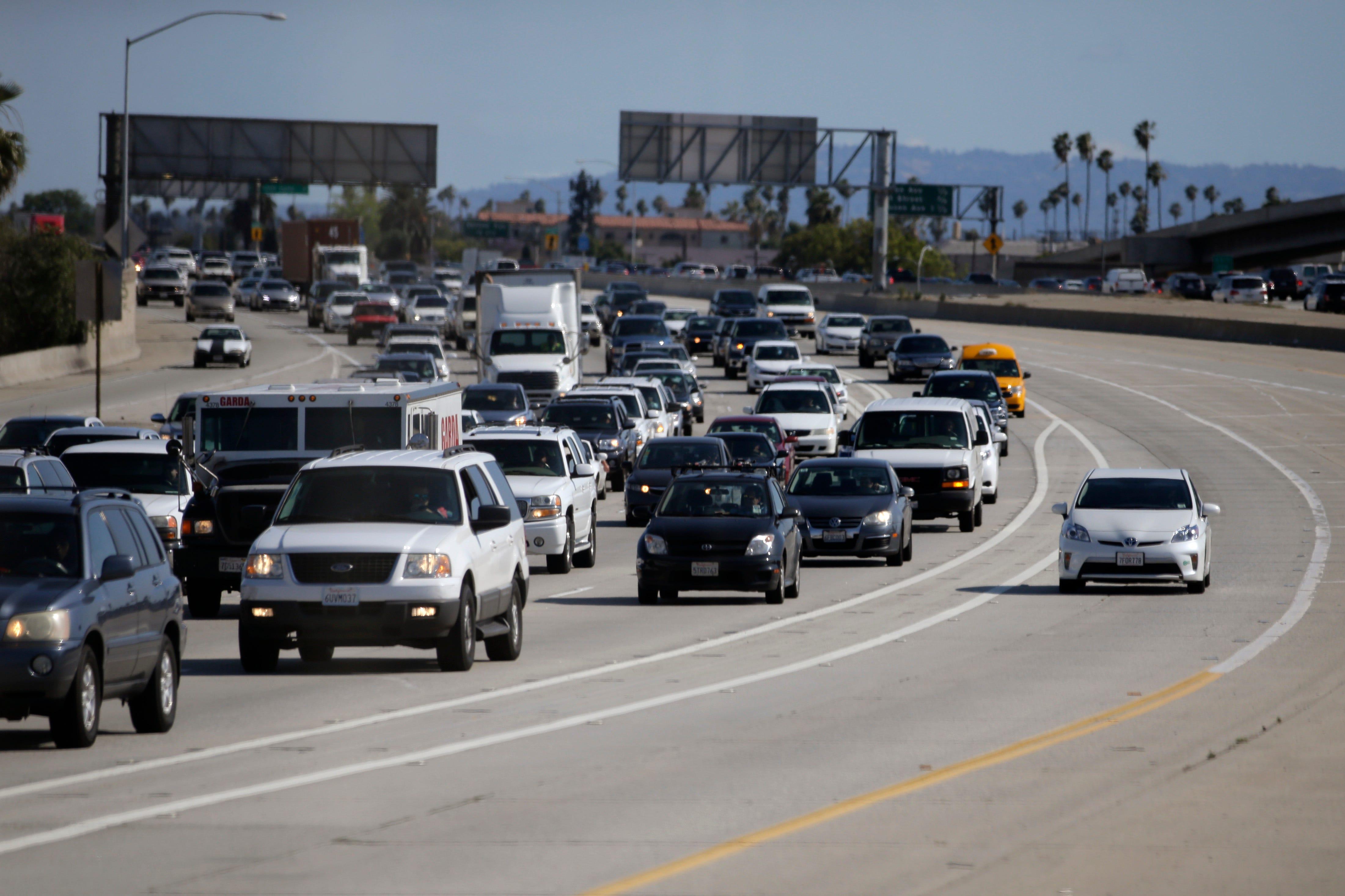 Minor 4.0-magnitude earthquake strikes in Los Angeles area 1
