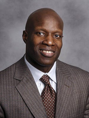 Jeff Jackson is the new Missouri Valley Conference commissioner.
