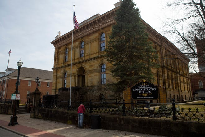 The Fairfield County commissioners are considering a major renovation to the county courthouse at Main and High streets. The building dates to 1871.