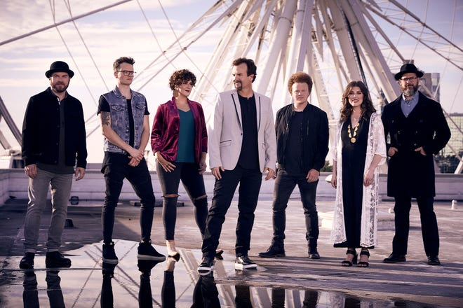 Casting Crowns will perform at a drive-in concert in Louisville on May 8, 2021