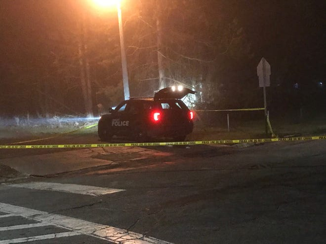 Shelby police and the Ohio Bureau of Criminal Investigation were conducting an investigation on Seneca Street in Shelby Wednesday morning after a suspect reportedly shot at police and officers returned fire, injuring the man early Wednesday morning.
