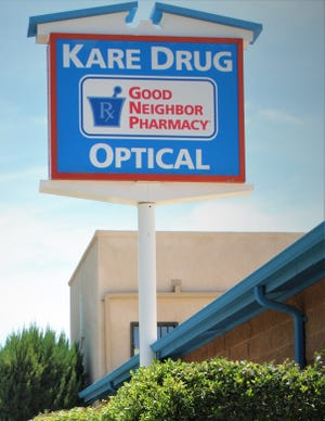 Kare Drug is offering two COVID-19 vaccine clinics over the next several days in Aztec and Blanco.