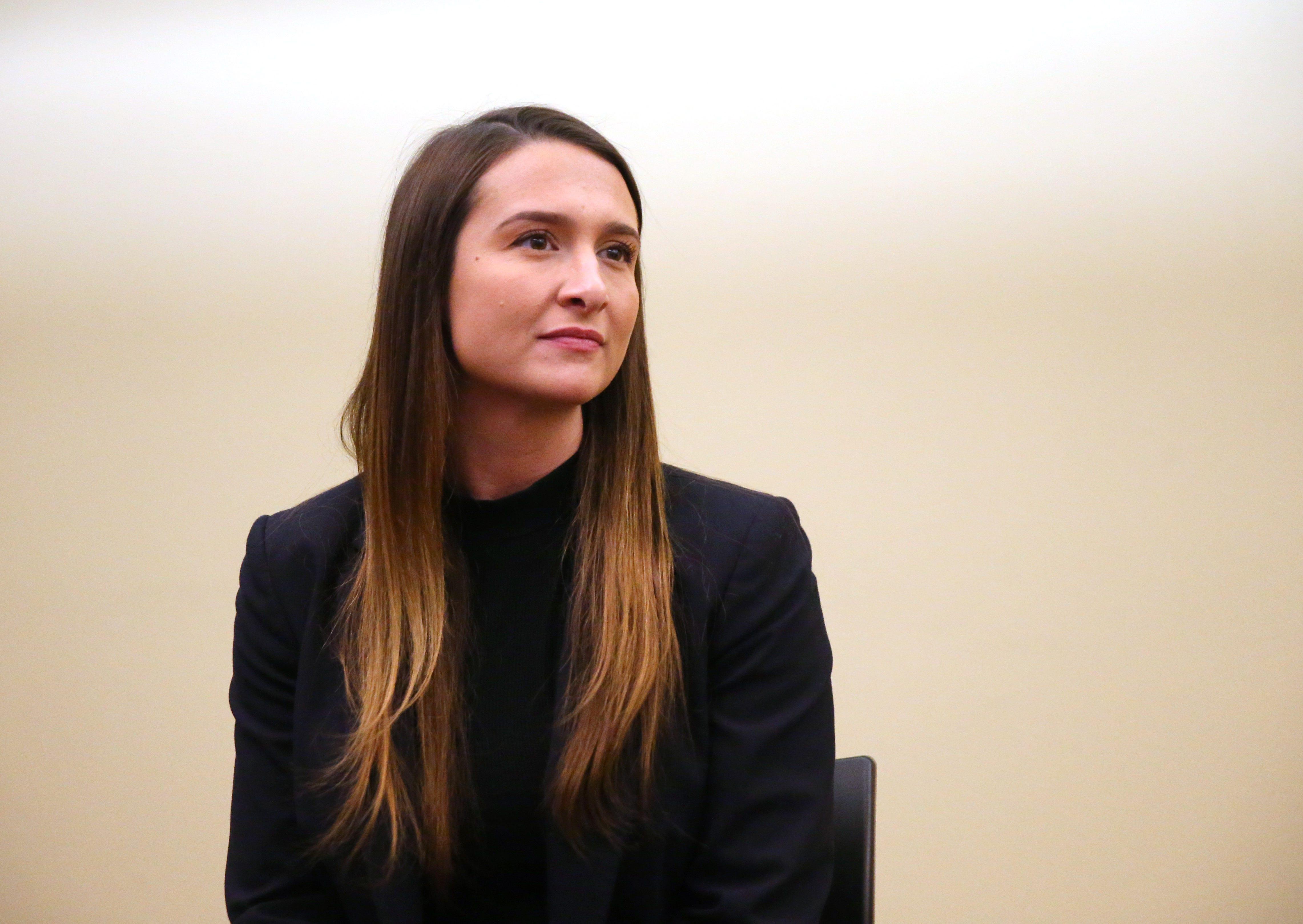 FBI Special Agent Taylor Hannah.