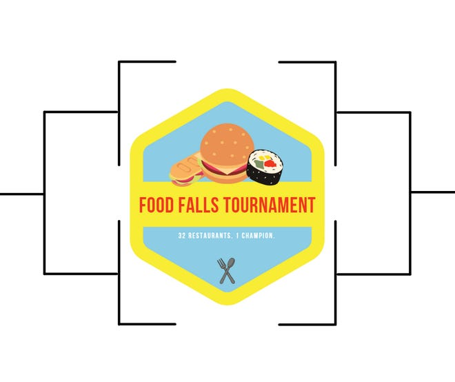 The Food Falls Restaurant Tournament returns this year as 32 restaurants are pitted against each other to earn the championship title.