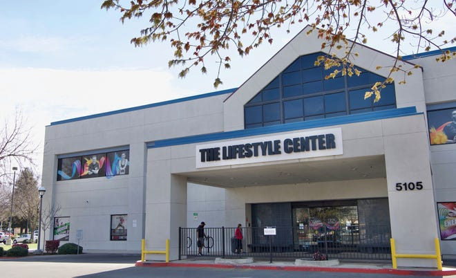 The Kawaeh Delta Lifestyle Center reopened at 4:30 a.m. Wednesday as Tulare County transitions into the state's red tier of COVID-19 restrictions.