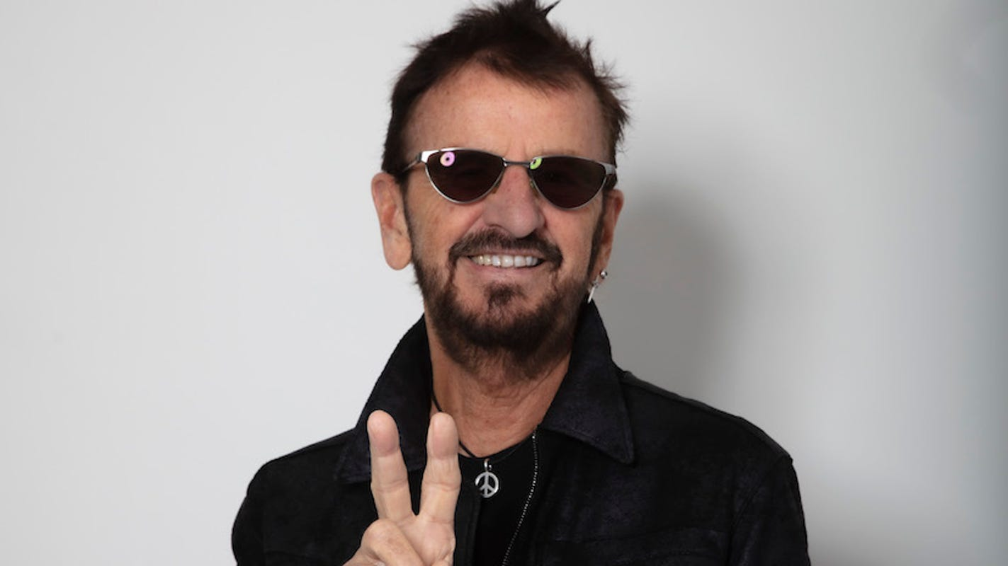 Ringo Starr talks new EP, 'groovy' vaccine and finding Beatles' humor... image