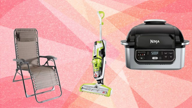 Get killer deals on patio furniture, vacuums and small appliances at the Kohl's Friends and Family Sale