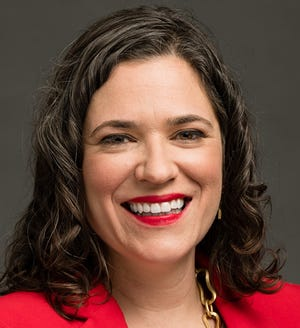 Minneapolis City Council President Lisa Bender
