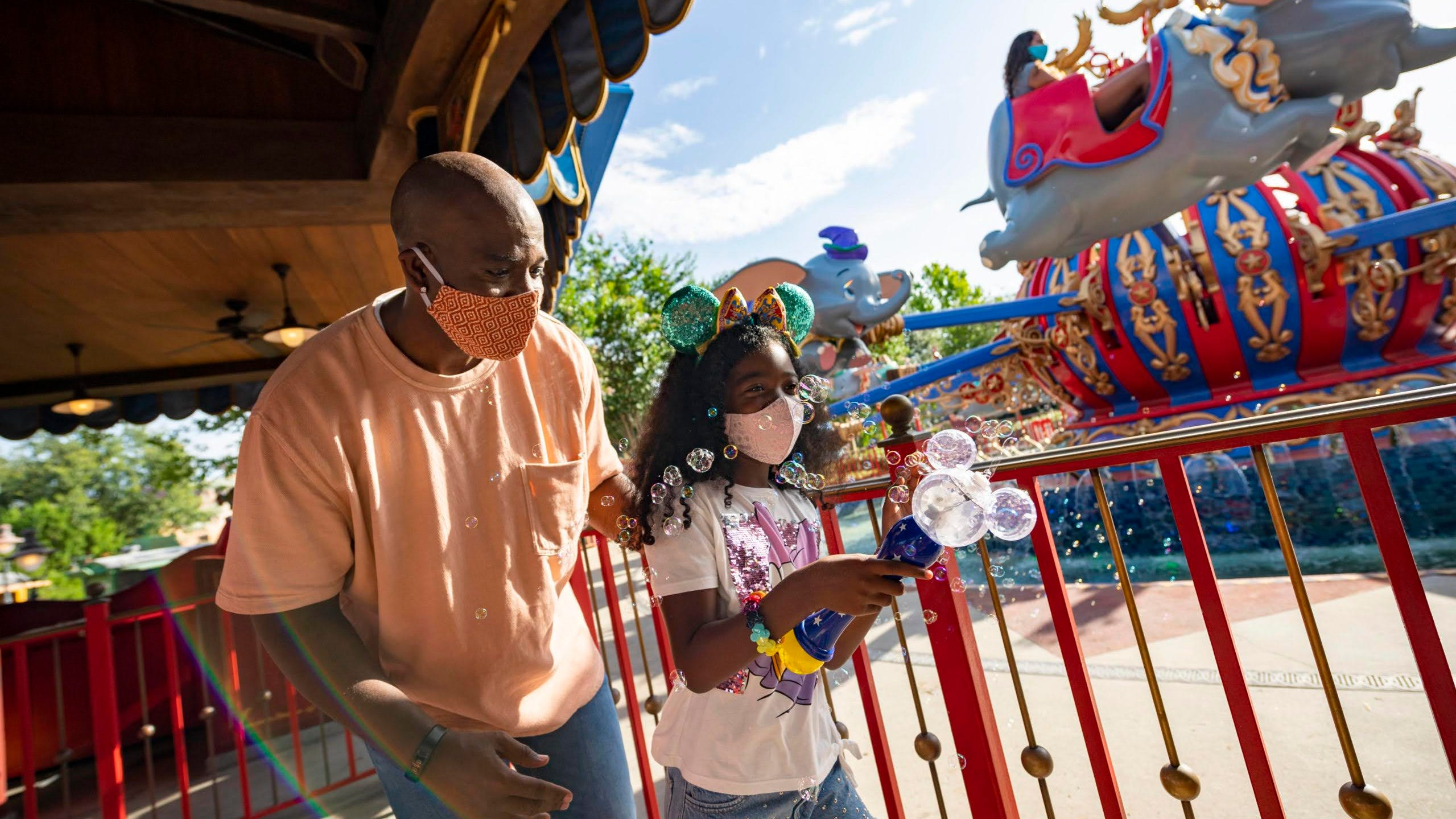 Disneyland reopens: Disney fans thrilled to return to California parks