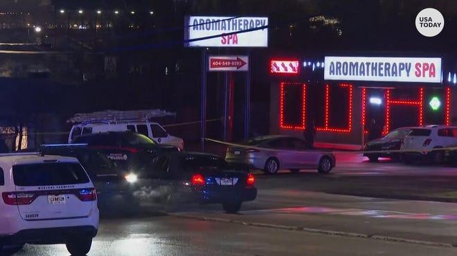 Atlanta Shooting 8 Dead Most Victims Asian Robert Long In Custody