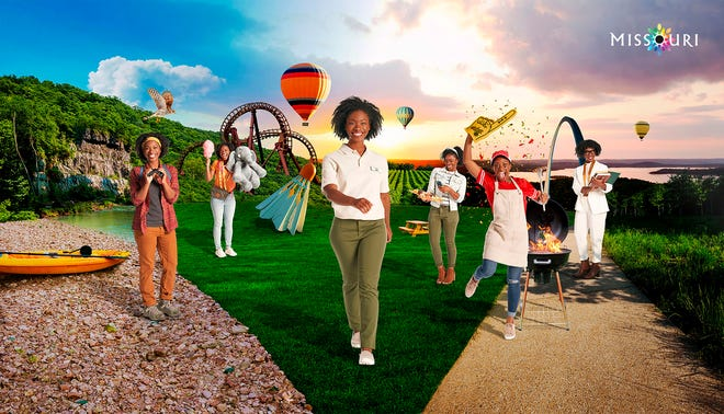 Nearly four years after the NAACP warned travelers that their civil rights may not be respected if they visit the state, a Black woman has become the face of Missouri's tourism campaign.