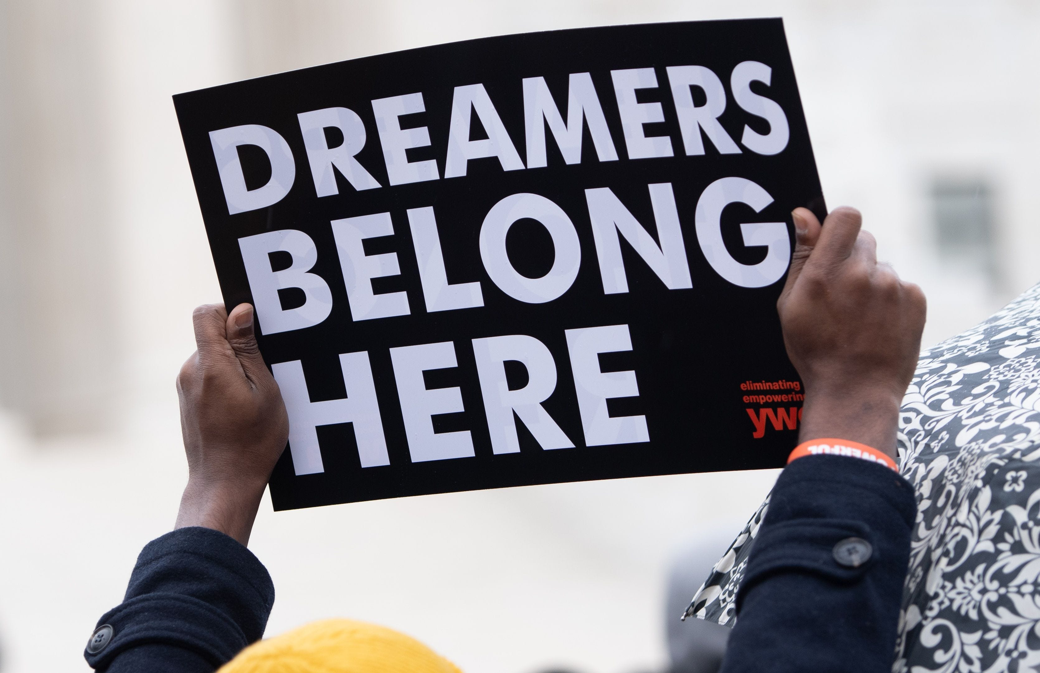 Pass the American Dream and Promise Act to legalize young immigrants