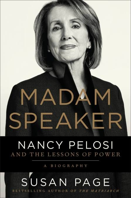 usatoday.com - Barbara VanDenburgh, USA TODAY - 5 books not to miss: Susan Page's Nancy Pelosi bio, Eric Jerome Dickey's final novel and more