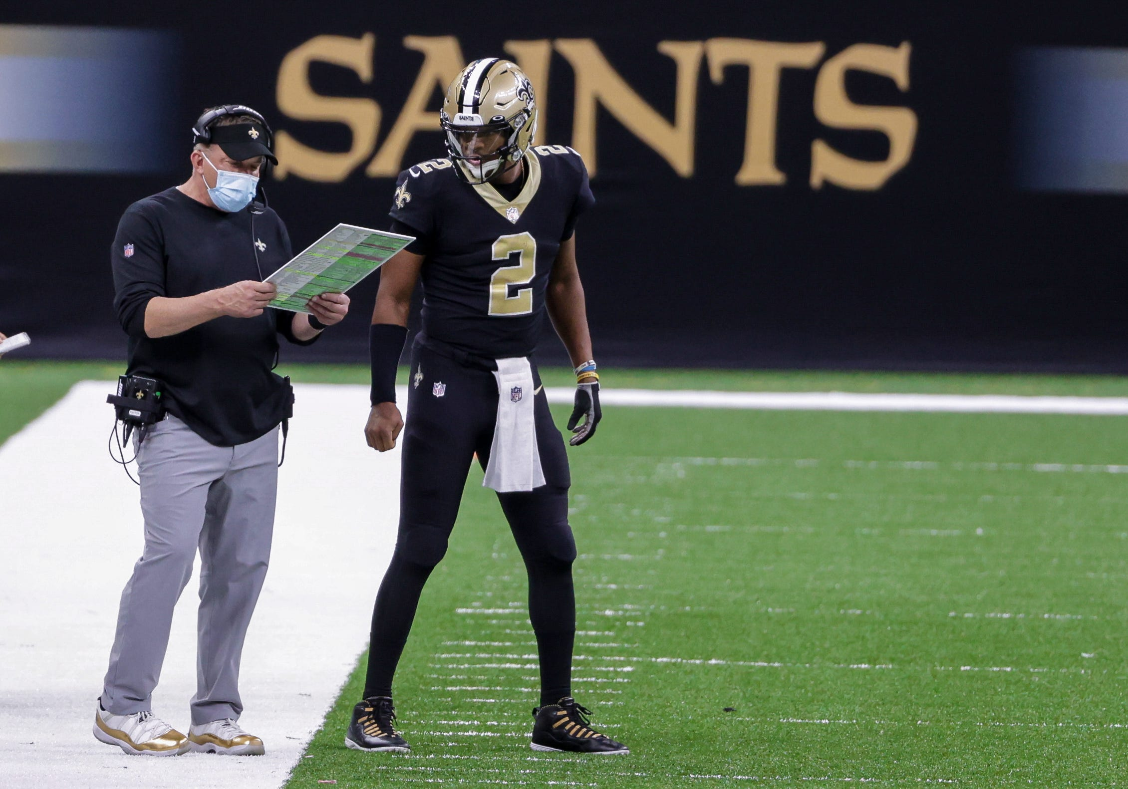 Drew Brees explains why Jameis Winston could be starting QB with Saints
