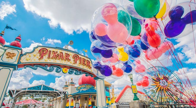 After a yearlong closure due to coronavirus, Disney's California Adventure reopens with limited capacity on April 30.