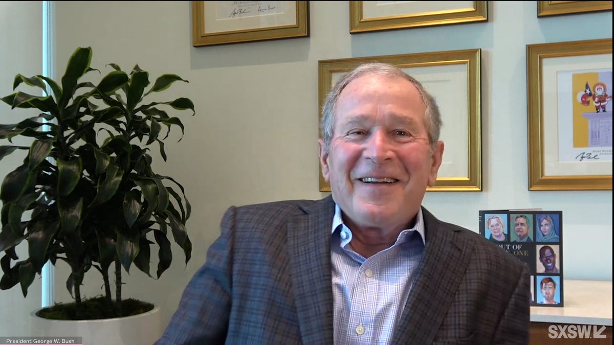 What happened at SXSW 2021 on Day 3? Bush addresses election fraud claims; we eat cheese