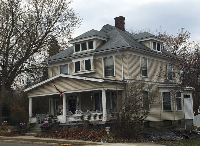 Helen Bisset's home at 205 S. Arch St. in Alliance will be honored by Alliance Area preservation Society.