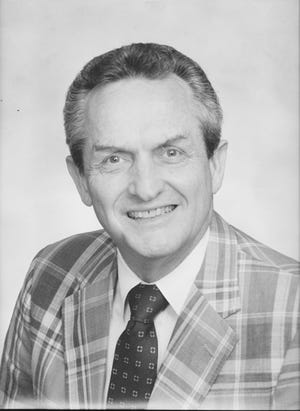 "Mr. William Oates ""Bill"" Burke"