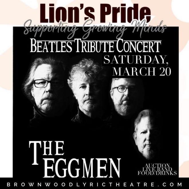 The Eggmen Beatles tribute concert