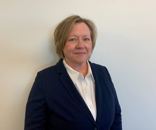 The Barnstable County Board of Regional Commissioners voted last week to appoint Elizabeth Albert to the position of Barnstable County administrator. Albert, who has served as director of the county's Human Services Department since 2008, will be the first woman to lead the county. [Courtesy photo]